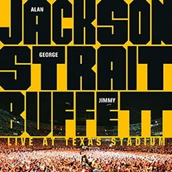 Live At Texas Stadium with Jimmy Buffett and Alan Jackson